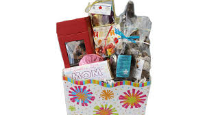 mother s day blooming gourmet chocolate gift basket hand delivered in naples fl