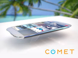 Comet- The First Buoyant, Water-Resistant Smartphone by Comet Core ... via Relatably.com