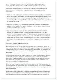 Short Essay Examples Free Illustration Essay Examples Free Example Of Illustrative Prompts