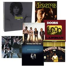 The Doors Infinite Numbered Limited Edition 200g 45rpm 12LP Box