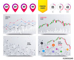 Financial Planning Charts Sale Discount Icons Special