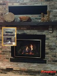 full size of convert wood burning fireplace to gas logs reviews direct vent images concep on