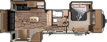 rv floor plans. 3X349RLS Rv Floor Plans