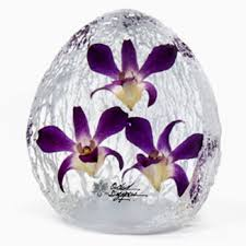 paperweights browse collection singapore orchids gifts