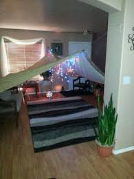 diy living room fort. easy homemade fort...this would probably work. yay! i think diy living room fort