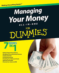 Managing Your Money All In One For Dummies Amazon Co Uk Consumer