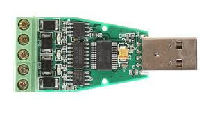 usb to rs485 rs422 converter ftdi chip terminals usb to rs 485 rs 422 circuit board image