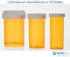 Pill Bottle Size Chart Pill Vials