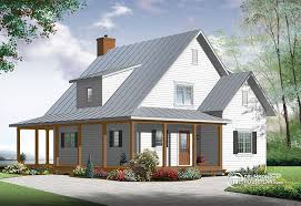beautiful and small new modern cottage house plan 3 to 4 bedrooms open floor plan affordable fireplace