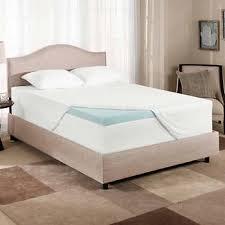 twin mattress topper. Novaform ComfortLuxe Gel Memory Foam Mattress Topper Twin I