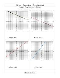 algebra 1 find x and y intercepts digitalamenity com