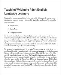 Writing Instructions Template 8 Writing Instruction Templates Free Sample Example Format