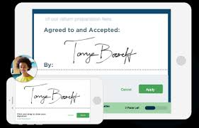 How To Do A Signature Easy Electronic Signatures Citrix Rightsignature