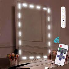 bathroom vanity mirror lights. Huohu Makeup Mirror Light, Bathroom Vanity Light Kit,Vanity  Kit For DIY Bathroom Vanity Mirror Lights