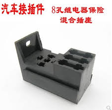 automobile fuse box reviews online shopping automobile fuse box the automobile connector 8 hole relay fuse box combination relay terminal base