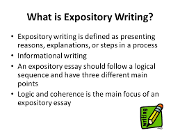 expository writing ppt video online  2 what
