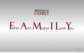 Quotes About Family Love Amazing love quotes for my family 47