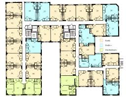 Studio Apartment Building Plans. Floor Plans Lasalle