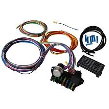 12 circuit universal wire harness muscle car hot rod street rod new Universal GM Wiring Harness 12 circuit universal wire harness muscle car hot rod street rod new long wires