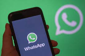 Whatsapp, free and safe download. Cara Video Call 50 Orang Di Whatsapp Web Via Messenger Rooms Halaman All Kompas Com