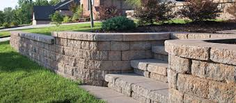 this wall is made by belgard we love this euro texture comes in great colors belgard com s retaining walls celtik wall