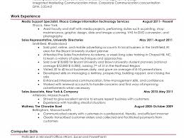 Resume Objective Samples Fascinating Sample Resumes For College Students 100 Medical School 50