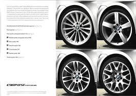 73 Symbolic Bmw Oem Wheel Chart