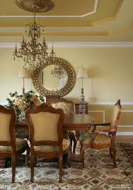 formal dining room wall decor ideas. Dining Room. Carved Frame Circle Mirror Room Wall Decor. Accentuate Decor For Formal Ideas D