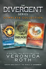 the divergent series plete collection divergent insurgent allegiant ebook by veronica roth