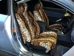 car seat tiger print car seat covers unlimited leopard white