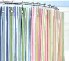 pink stripe shower curtain shower curtain pottery barn kids shower curtain pink pink rugby stripe shower