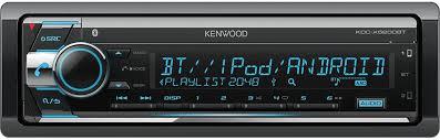 <b>KENWOOD KDC X5200BT</b> | Nxt Gen Auto