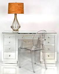 mirrored office furniture. Mirrored Office Furniture Extraordinary Desk Modern With Regard To For Prepare 3 D