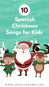 For example, there are no three french hens or five golden rings as gifts from true love. Spanish Christmas Songs For Kids A Family Playlist