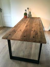 oak table top dining table with thick old oak table top and by 48 round oak