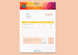 Indesign Invoice Template Free New InDesign Invoice Templates InvoiceBerry Blog 1
