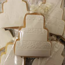 wedding favour cakes. Gardners Bakery Wedding favours Northampton
