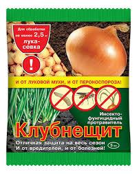 надежная защита и от луковой мухи, и от <b>пероноспороза</b>!