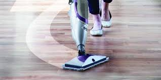 steam mop cleaning wood floor