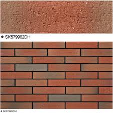 Colorful Exterior Wall Ceramic Tiles Bright Fantastic Color Split - Exterior ceramic wall tile