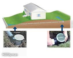 wonderful decoration yard drains terrific how to achieve better yard drainage