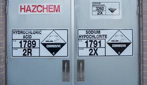 Examples Of Corrosive Substances And Their Ph Levels
