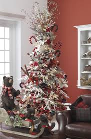 Beautiful S Decorating Ideas With Green F Gold Beautiful Red White Red Silver And White Christmas Tree
