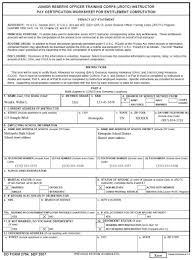Dd Form 2754 6th Bde Jrotc Supply