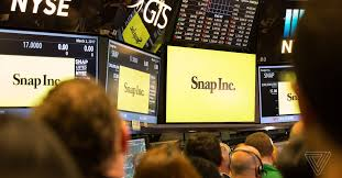 Snapchat Stock Quote Amazing Snap Stock Plummets After Kylie Jenner Declares Snapchat Dead The