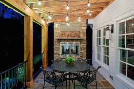 outdoor terrace lighting. contemporary lighting outdoor terrace porch traditional with tall fireplace tropical  bistro sets4 legged in outdoor terrace lighting g