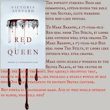 review red queen by victoria aveyard
