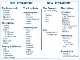 Brief Overview Of The Prophets Without Going Into Any Great