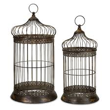 Rotunda Decorative Birdcage
