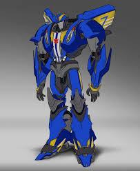 Arts D Artistes Pro Travaillant Sur Transformers Prime Extrait